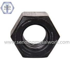 Heavy Hex Structural Nuts ASTM A563
