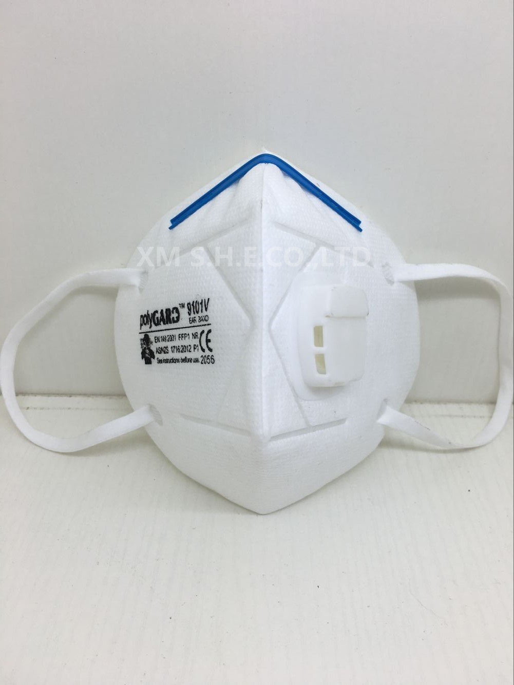 Disposable Non-Woven Dust Mask with Valve