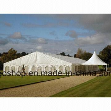 PVC Coated Tarpaulin Tent (1000dx1000d 20X20 670g)