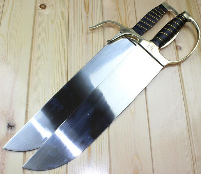 Plastic Wing Chun Sword/ Butterfly Sword/ Martial Arts Training Weapon