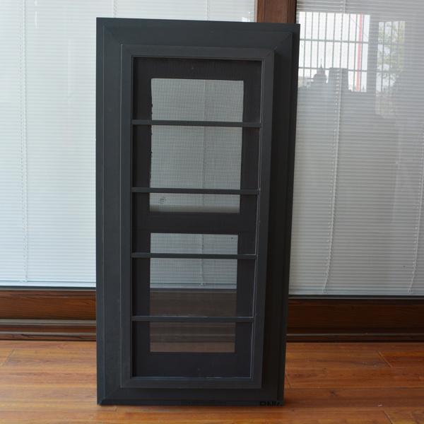 High Quality Thermal Break Aluminum Profile Casement Window & up Down Slinding Window Composite Window K03057