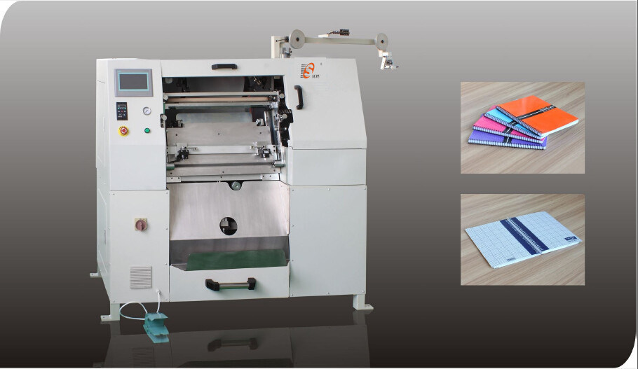 Automatic Single Wire Forming and Binding Machine (HD420-A)