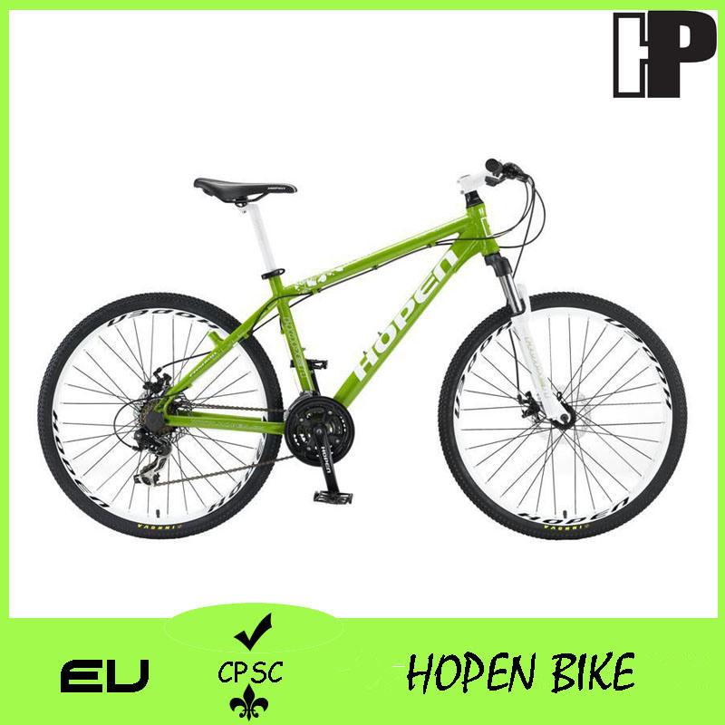 "New Fashion, 26"" 21sp Aluminum Mountain Bike"