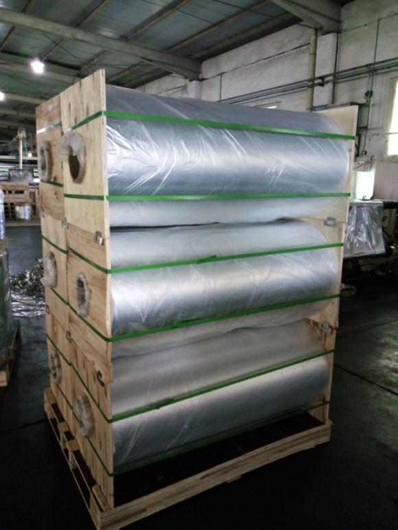 Vapor Barrier Film VMPET for Food Packaging