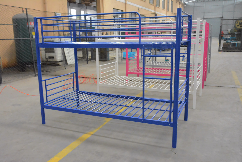 Metal Bunk Bed/Exported to Au Market/High Quality