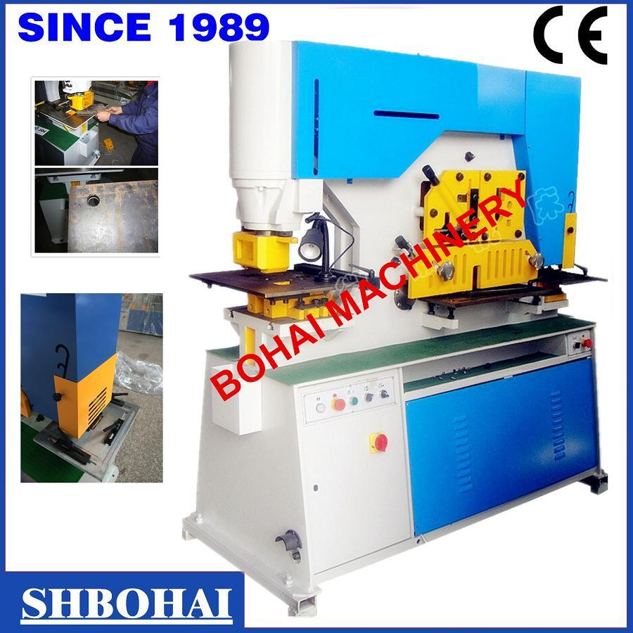 Q35y Series Punching and Shearing Machine with High Precision