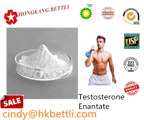 Natural Anabolic Testosterone Enanthate for Fat Burning CAS 315-37-7