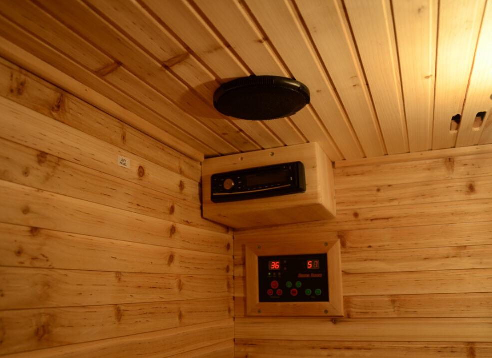 2016 Far Infrared Sauna Room Outdoor Sauna for 2 People (SEK-F2)