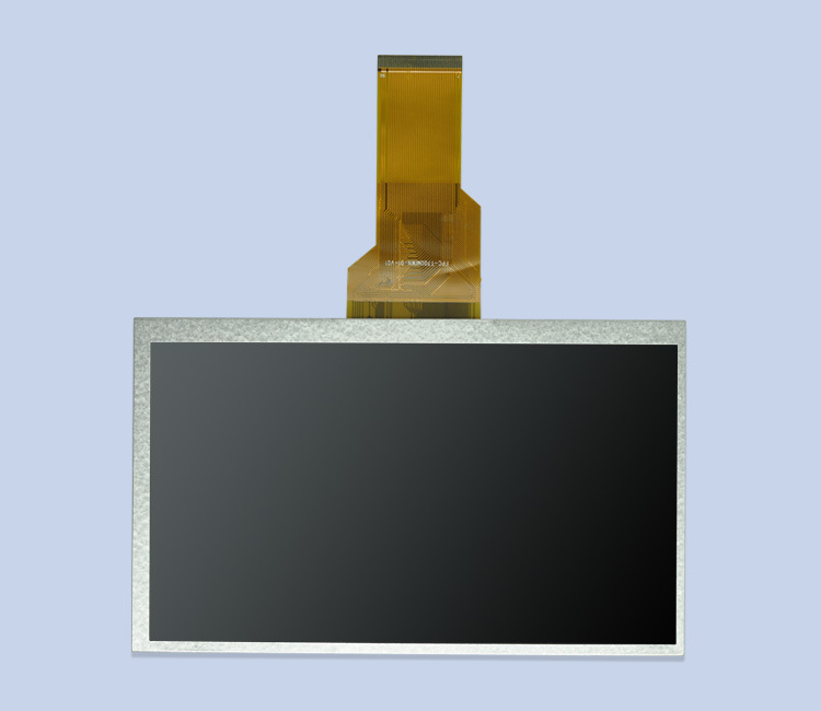Car Part 7 Inch LCD Screen Great GPS Navigation LCD Display