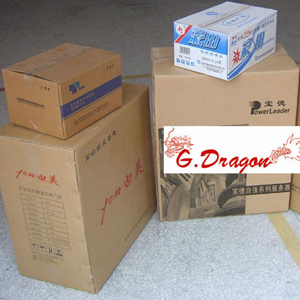 Cardboard Packing Mailing Moving Shipping Boxes Corrugated Cartons (CCB14004)