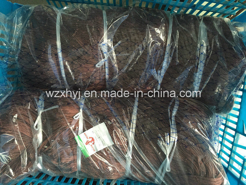"210d/15ply X 3"" X100md X100m Nylon Multifilament Fishing Net"