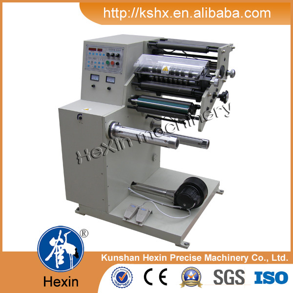 Paper Label Roll Slitting Rewinding Machine