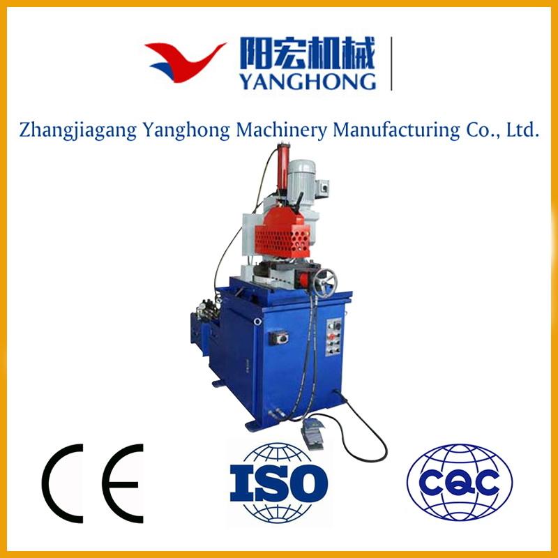 Semi Automatic Heavy Wall Pipe Cutting Machine