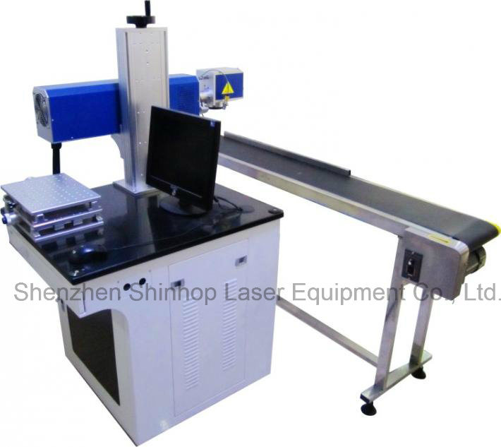 Portable CO2 and Fiber Laser Marking Machine