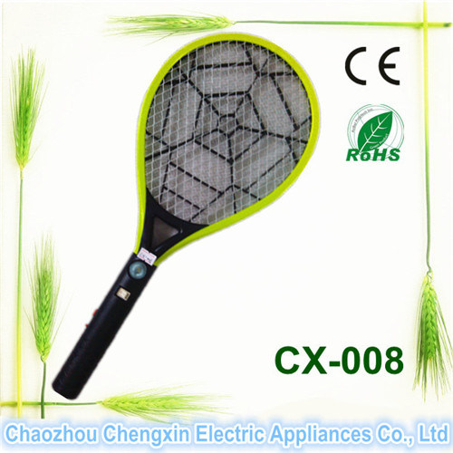 Hot Sale Rechargeable Electric Plug Mosquito Killer Racket Insect Zapper