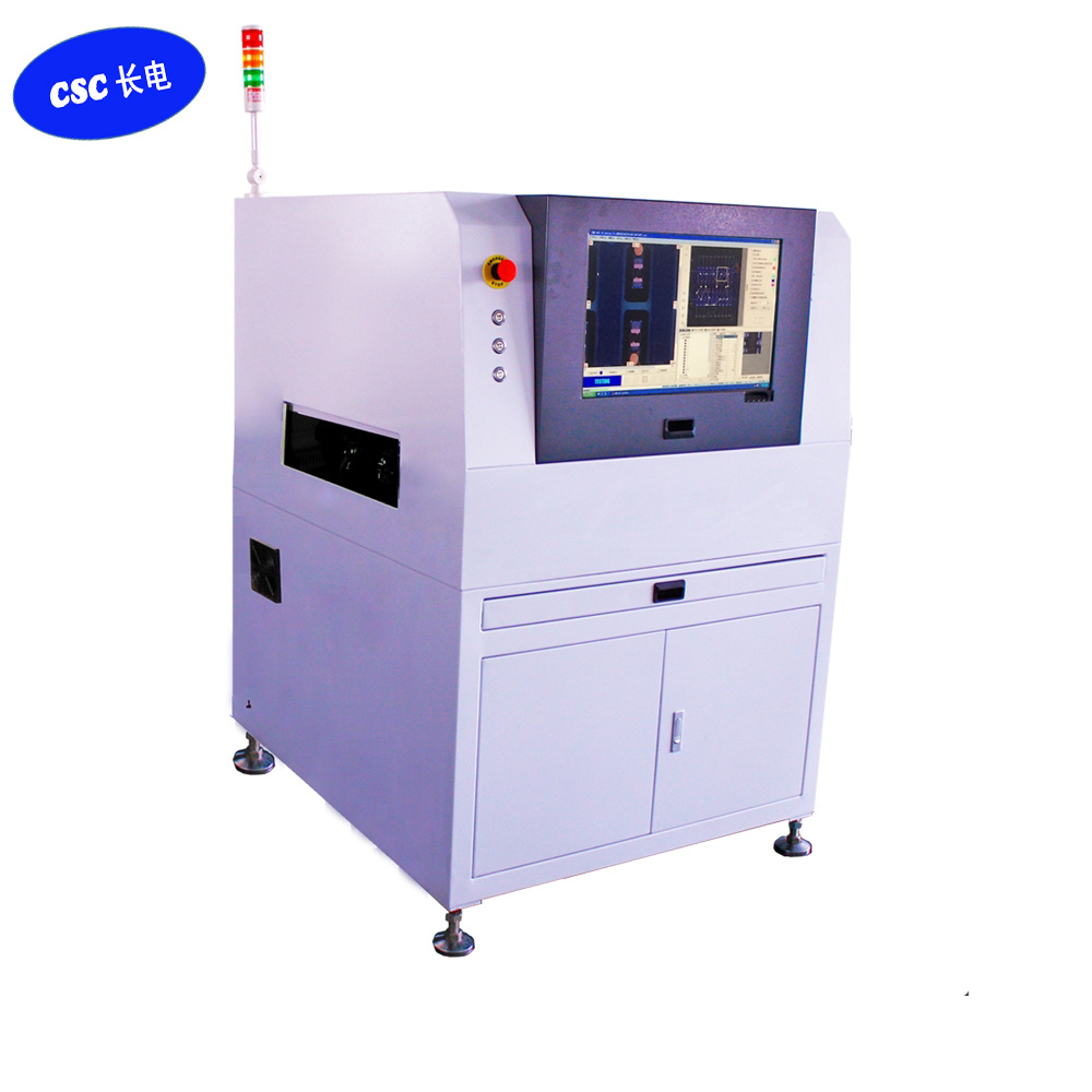 Csc-4002 Online Dual-Track Aoi Equipment in SMT PCB Assembly