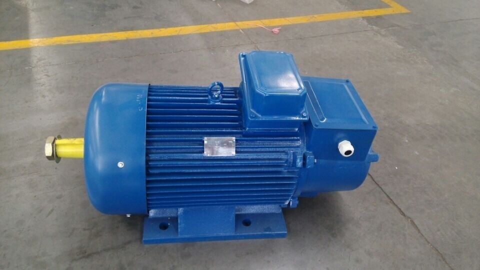 Mth (MTKH) Crane Motor with GOST Standard