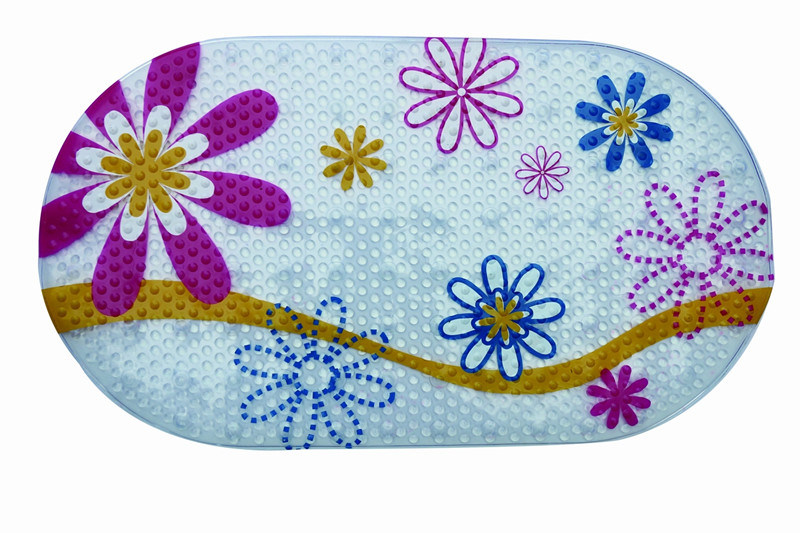 Printed Bath Anti Slip Mat
