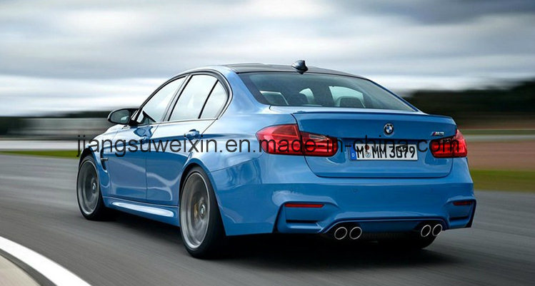 2014-up Exhaust Pipe for M3 Bumper