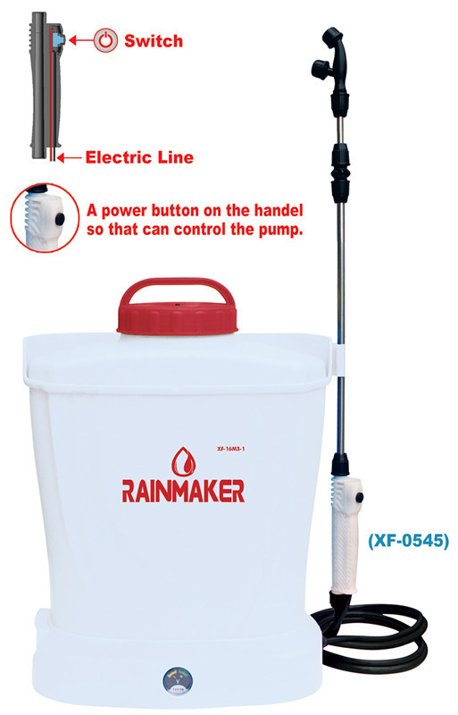 Electric Battery Sprayer (XF-16M3-1)