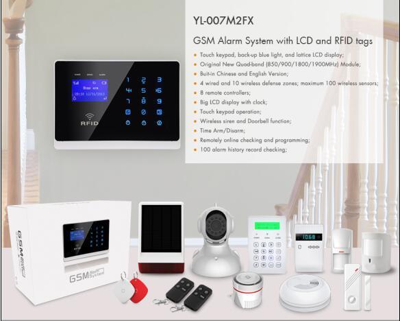 Water Alarm Smoke Alarm Smart Home Alarm