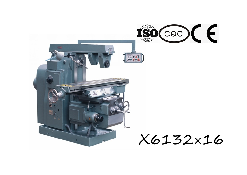 X6132*16 Universal Knee-Type Milling Machine
