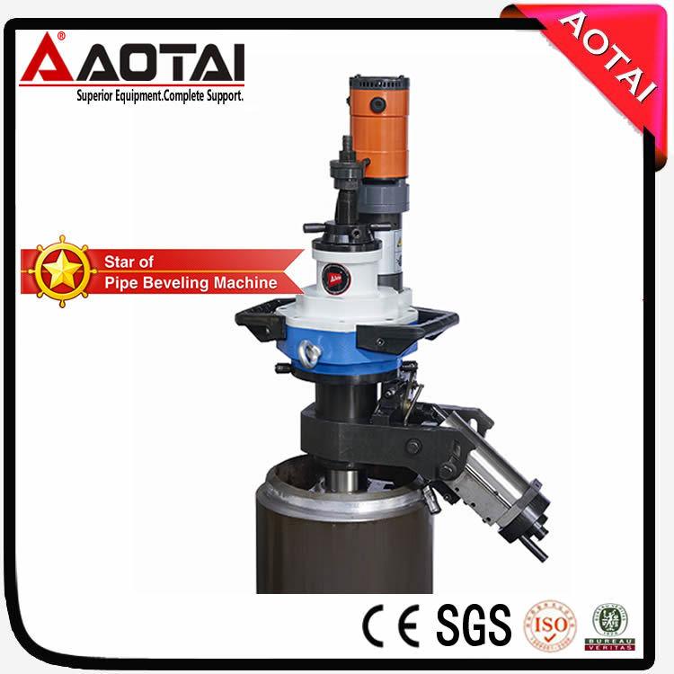 II-Electric Pipe / Tube Beveling Machine (ISY-630-2)