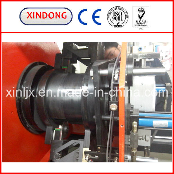 250mm Plastic Pipe Dust Free Cutter for PE/PPR