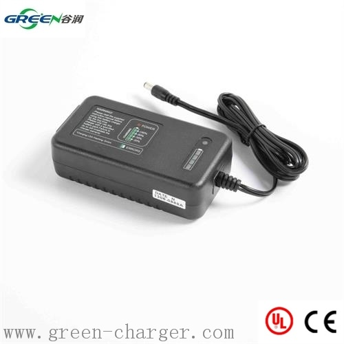 10.8V 3.3A LiFePO4 Battery Charger
