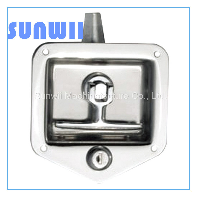 Truck Parts, Paddle Handle Latch Lock for Tool Box