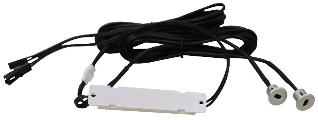 LED Double Door Sensor (Recessed mounted, 15-30W)