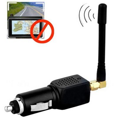 Anti Tracker Mini GPS Signal Jammer Blocker for Car Vehicle