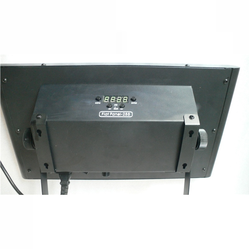 Remote 288PCS 10mm RGB LED Profile Panel Stage Effect Lighting