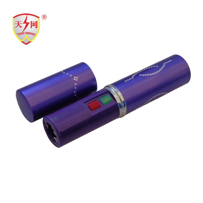 Mini Aluminum Lipstick Perfume Protector Stun Guns