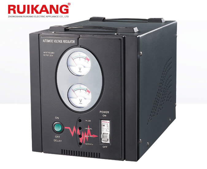 AC Voltage Regulator High Accurate 5kw Voltage Stabilizer