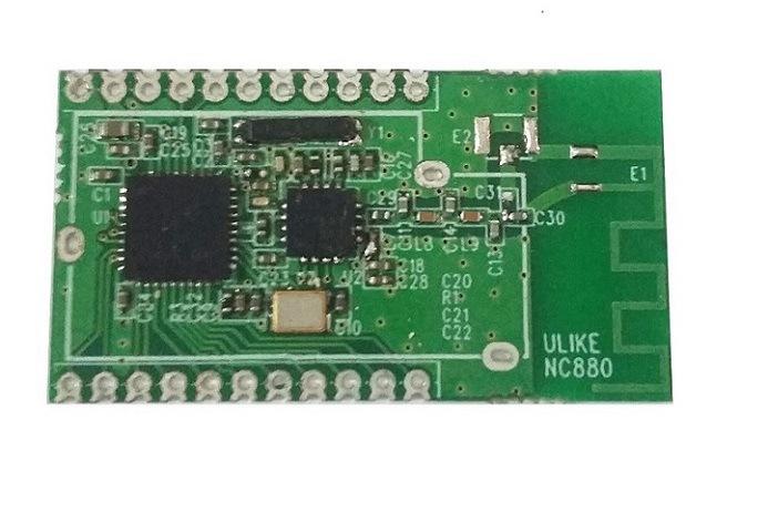 Cc2530 Cc2591 Zigbee Wireless Module (NC880) Transceiver RF Module