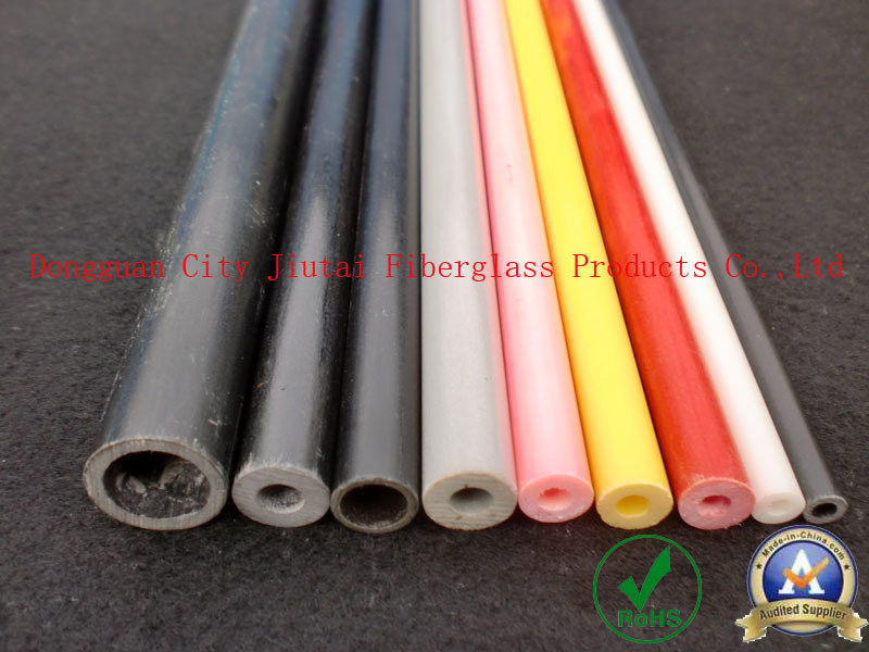 Good Flexibility and High Strength FRP Stake