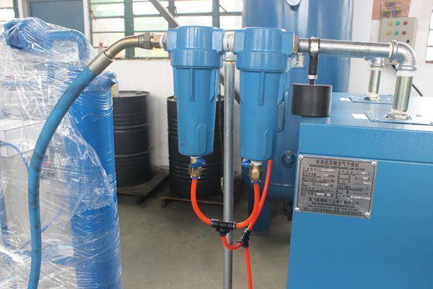 High Quality Compressed Precision Air Filter