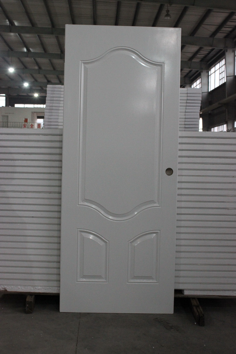 Fangda modern Stable Iron Steel Metal Door