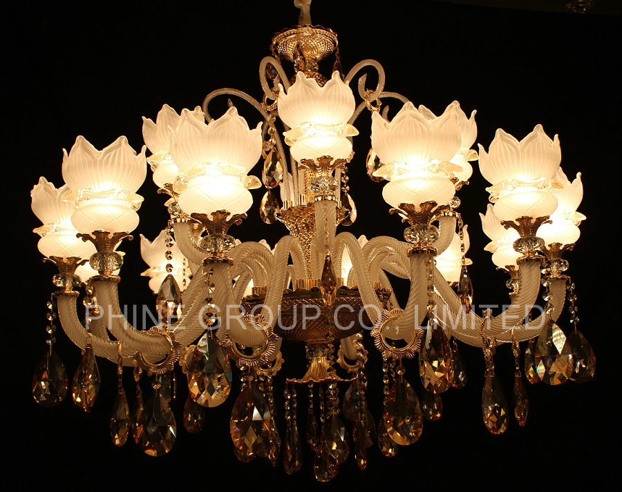 Modern European Swarovski Crystal Decoration Pendant Lighting