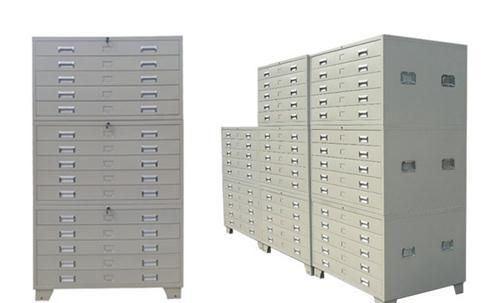 Drawing Storage Drawer Flat File Cabinet