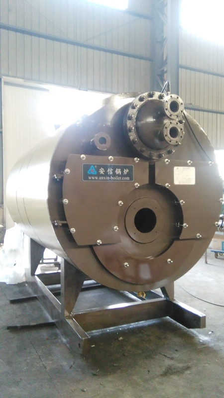 Condensing Vacuum Phase-Change Hot Water Boiler