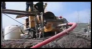 Diesel Concrete Pump with Mixer