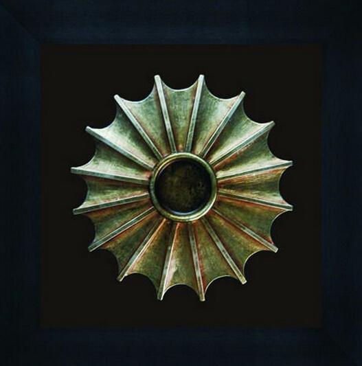 The Most Popular Glass Framed Art-N001