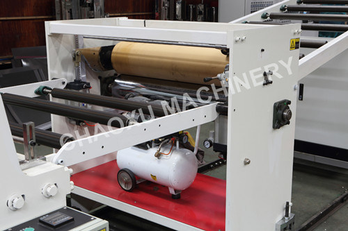 ABS Plastic Sheet Trolley Travel Luggage Extruder Machine