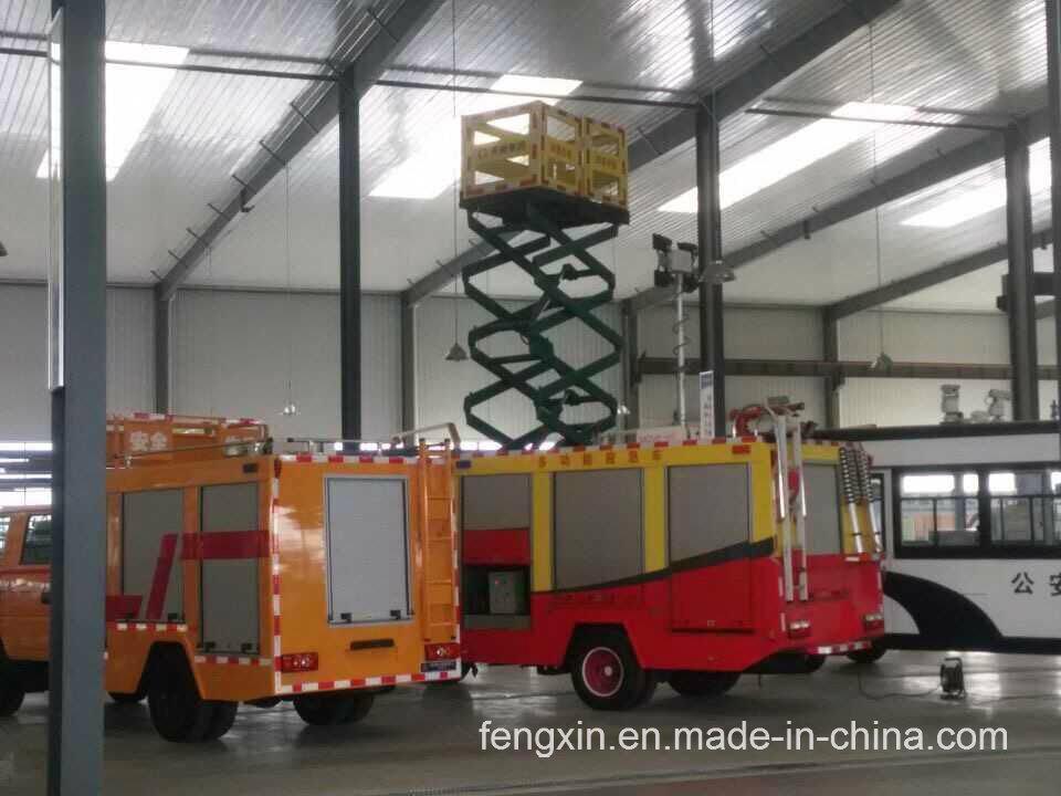 Aluminum Roller Shutter for Fire-Fighting Truck