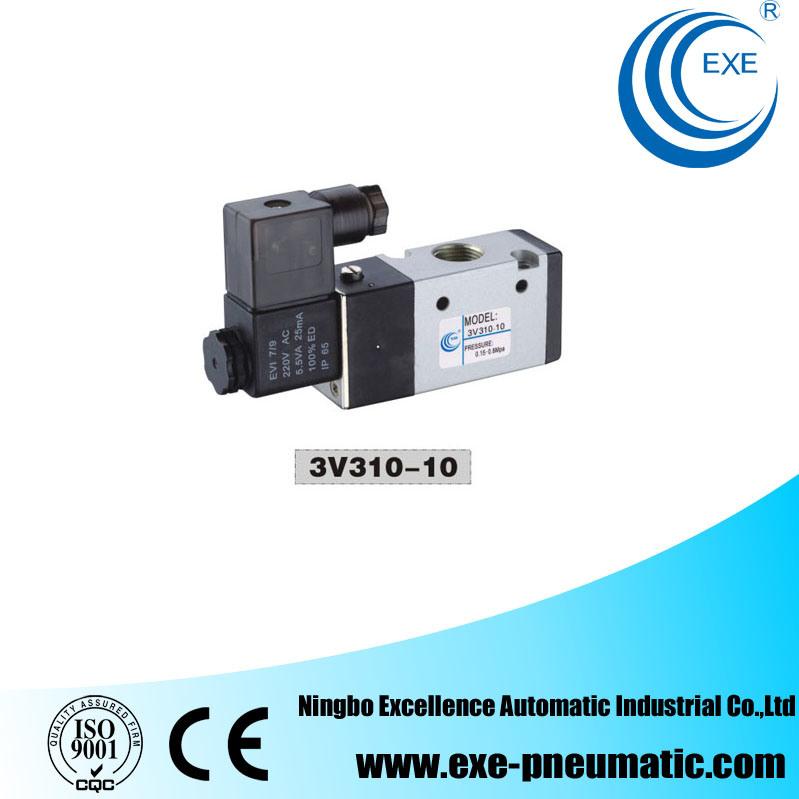 Exe Pneumatic Solenoid Vave Directional Valve 3V310-10