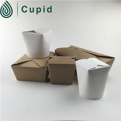 New Design Disposable Take Away Pasta Paper Box