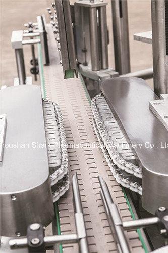 Pharmaceutical Double-Sided Flat Bottle Labeling Machine