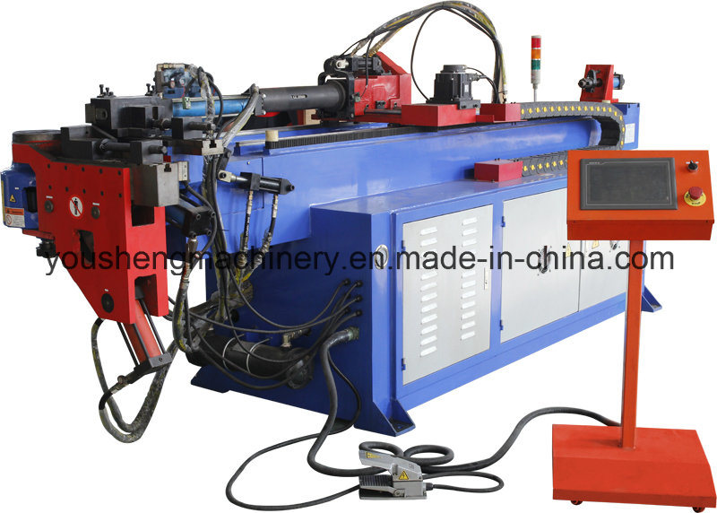 Automatic Pipe Bending Machine Dw-50CNC
